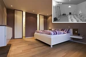 Schlafzimmer Vorher Nachher : modernisierung aus einer hand schreinerei blendl stuttgart ~ Markanthonyermac.com Haus und Dekorationen