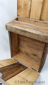 Briefkasten Aus Holz : briefkasten aus holz rustikal briefbox rustkal altholz treibholz ~ Udekor.club Haus und Dekorationen