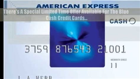 Check spelling or type a new query. American Express Blue Cash Credit Card Special Cash Bonus Offers - YouTube