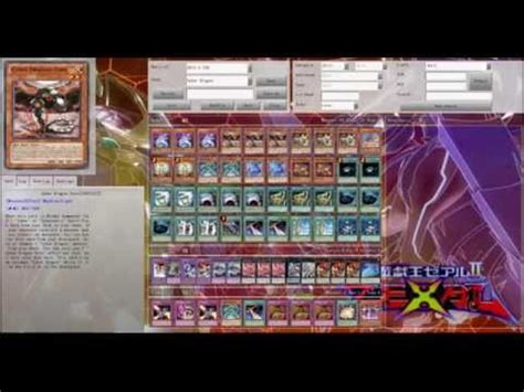 Unbeatable Cyber Deck 2015 by Cyber 2015 Deck Profile With Rage And Infinity