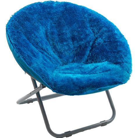 furniture decorating popular blue chair artistic papasan