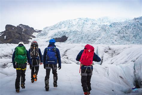 Glacier Hiking And Ice Climbing Day Tours Arctic Adventures