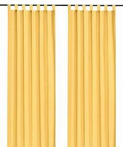 Vorhang Tür Wärmeschutz : gelb blickdichte vorh nge und weitere gardinen vorh nge g nstig online kaufen bei m bel ~ Orissabook.com Haus und Dekorationen