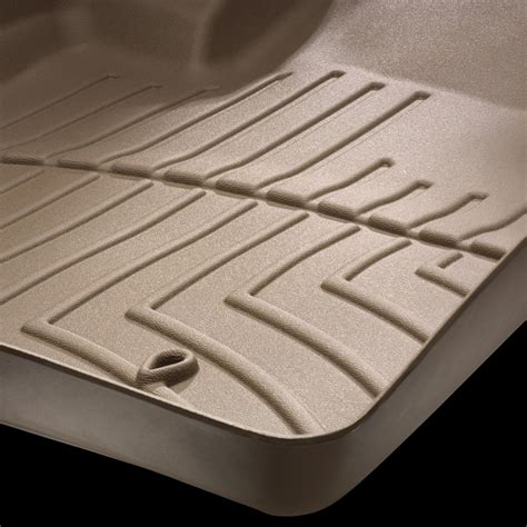 weathertech 174 chevy traverse 2011 2017 digitalfit molded floor liners