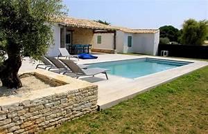 location ile de re belle maison neuve avec piscine 8 With location maison 8 personnes avec piscine