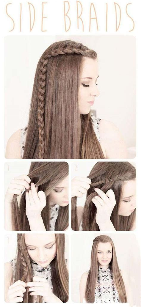 hairstyles  long hair diy projects  teens