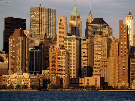 Bid Now Buildings City The Big Apple New York City Picture Nr