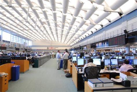 ubs trading floor the hut early precedents articles