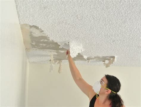 Remove Popcorn Ceilings by The Of Popcorn Ceiling Removal Centsational