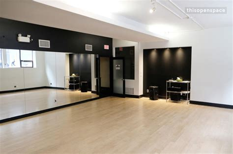 thisopenspace   Natural Light Dance Studio in Downtown ...
