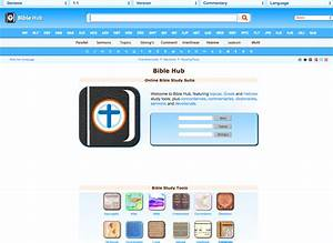 WebWatch: Bible... Bible Hub