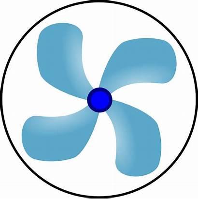 Fan Elisi Clipart Air Clip Ventilatie Je
