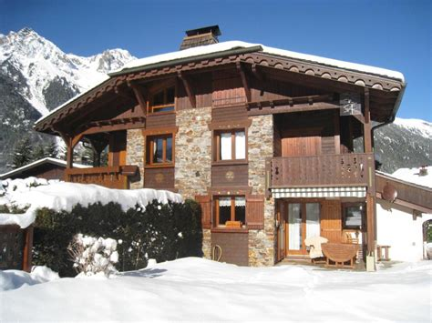 chalet le col du dome chamonix location vacances ski chamonix ski planet