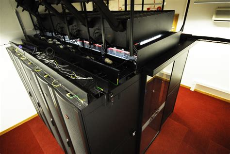 ensure  data center cooling system  ride