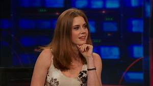Amy Adams - The Daily Show with Jon Stewart (Video Clip ...
