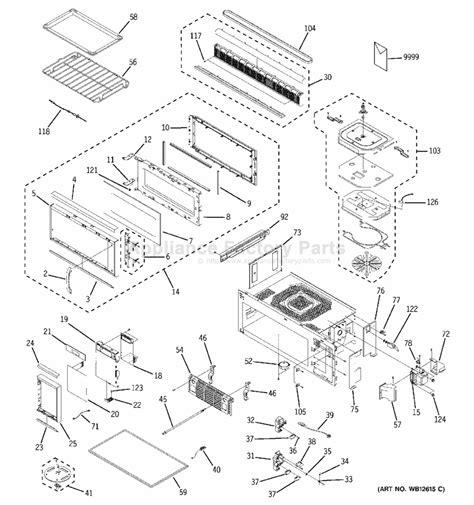 ge microwave parts diagram wiring diagram
