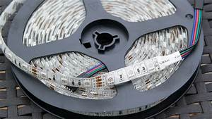 Led Band Kürzen : rgb led strip von besdata im test techtest ~ Eleganceandgraceweddings.com Haus und Dekorationen