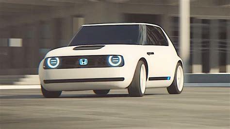 New Ev Cars 2017 by Honda Ev Electric Driving World Premier New