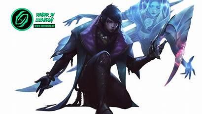 Lol Aphelios Overlay Weapon Render Faithful League