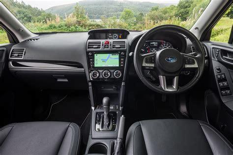 subaru forester interior subaru forester 2 0i xe premium lineartronic 2018 review