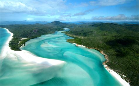 Wanderlust Wednesdays The Sun Sand And Sea At Whitsunday