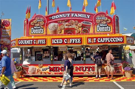 Biggest Agricultural Fairs In New England New England
