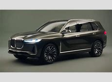 Introducing the BMW X7 Concept SMG