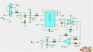 Rms Voltage Detection Circuit - 555 Circuit - Circuit Diagram