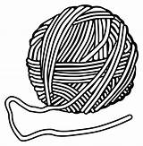 Clipart Wolle Wool Clipground Lineart sketch template