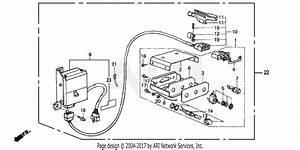 Honda Em6000gp A  A Generator  Jpn  Vin  Ezgr