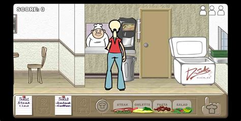 jeu la cuisine de jeu la serveuse jeuxgratuits org