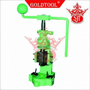 Mild Steel Gold Tool Hand Press  Automation Grade  Manual