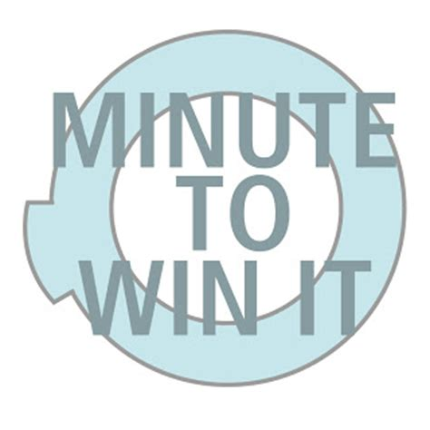 If you want to find the other picture or article about. Minute to Win It - The Crafting Chicks