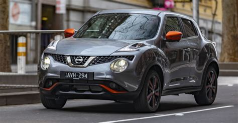 nissan juke debut year electrified option report