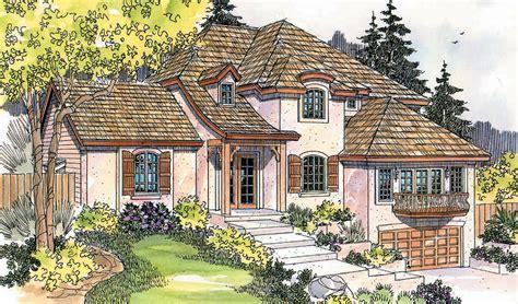 fresh hillside house plans  sloping lots home building plans