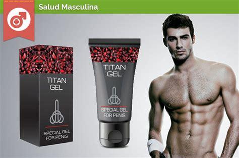 titan gel tratamiento real para el crecimiento del miembro