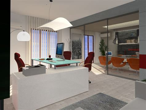 Scrivanie Studio Legale by Arredamento Studio Legale Moderno Scrivania Per Pc