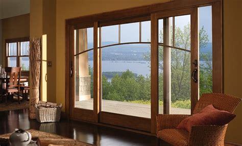 andersen patio door  series  panel gliding patio door