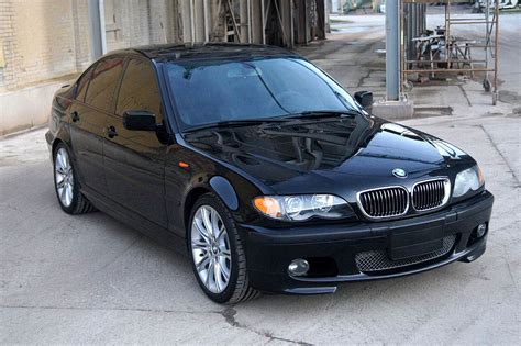 2004 Bmw 330i Sedan With Zhp Performance Package
