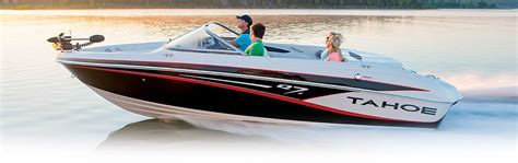 Tahoe Boat Graphics by Inboard Decals