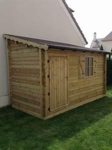 Abri De Jardin D Occasion : abris de jardin contre un mur ~ Dailycaller-alerts.com Idées de Décoration