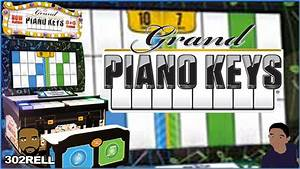 Grand Piano Keys Arcade Game Piano Tiles With Tickets