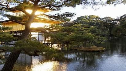 Garden 4k Japan Japanese Water Mansion Zen