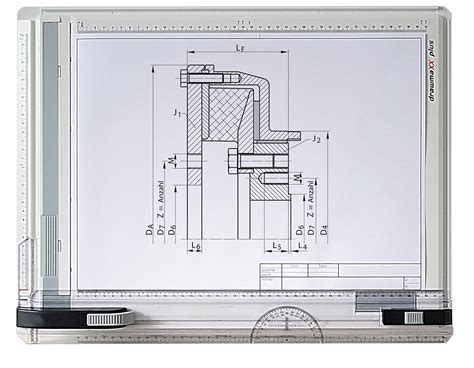 drawing board technical drawing board