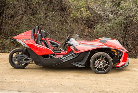 Car With 3 Wheels by The Polaris Slingshot Is The Most You Ll On 3
