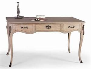 Mesa de escritorio vintage Artisan en Portobellostreet es