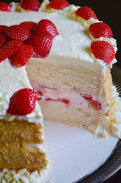 for the of dessert strawberry mascarpone layer cake from a mix desserts