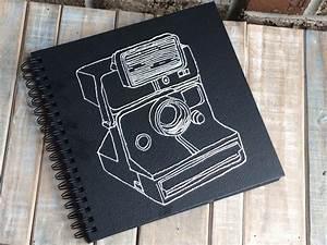 Album Photo Polaroid : polaroid guest book album chica and jo ~ Teatrodelosmanantiales.com Idées de Décoration