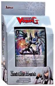 cardfight vanguard g fateful star messiah trial deck vge g