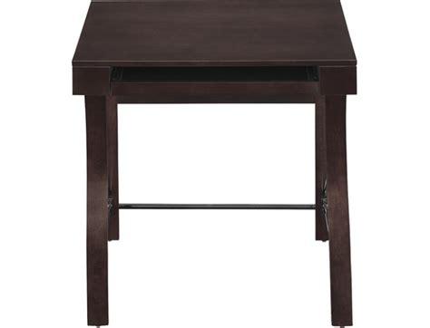 bell o computer desk 75 off bell 39 o computer desk brown 32 at best buy